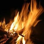 Brandlucht verwijderen