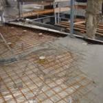 Zelf een betonvloer storten